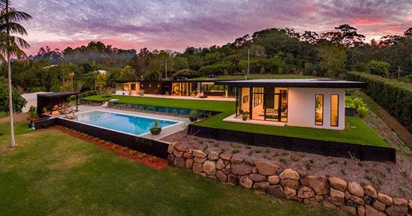 خانه شخصی معمار سارا والر