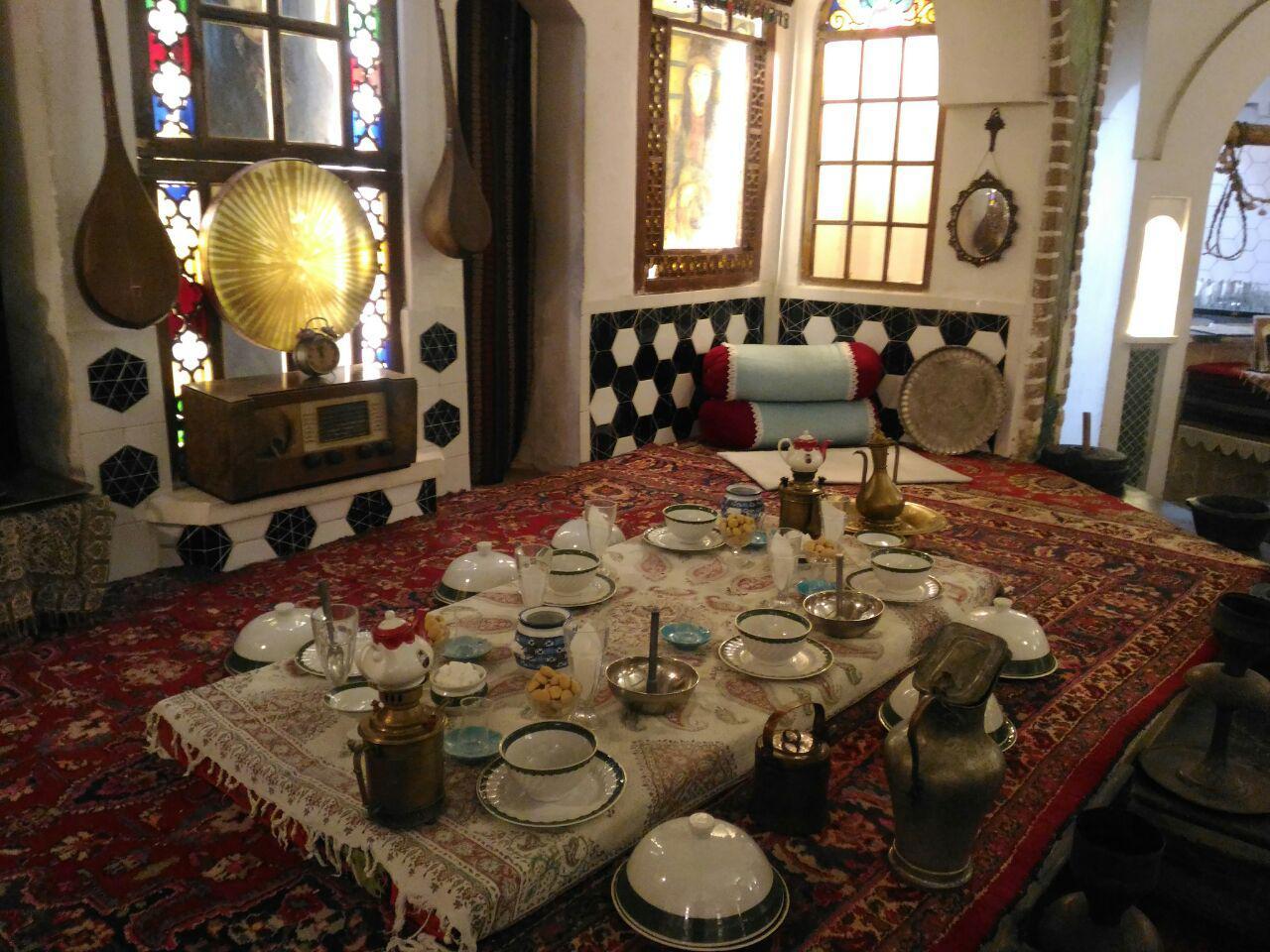 موزه حوضخانه هزاردستان