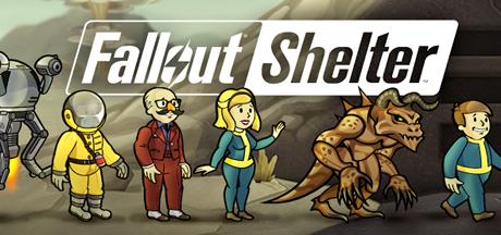 ترینر سالم بازی Fallout Shelter