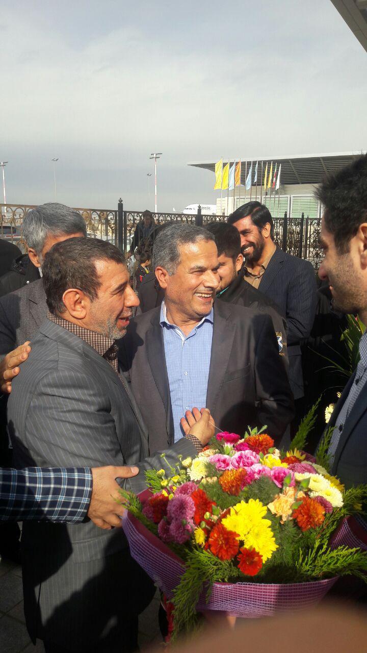 دکتر ابراهیمی و دکتر صفائی، کنیا، آزادی وکلای ایرانی