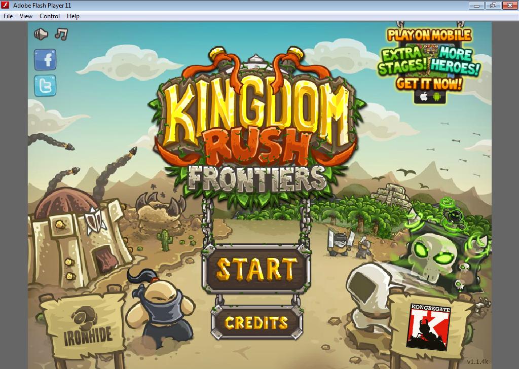 دانلود بازی Kingdom Rush Frontiers برای کامپیوتر