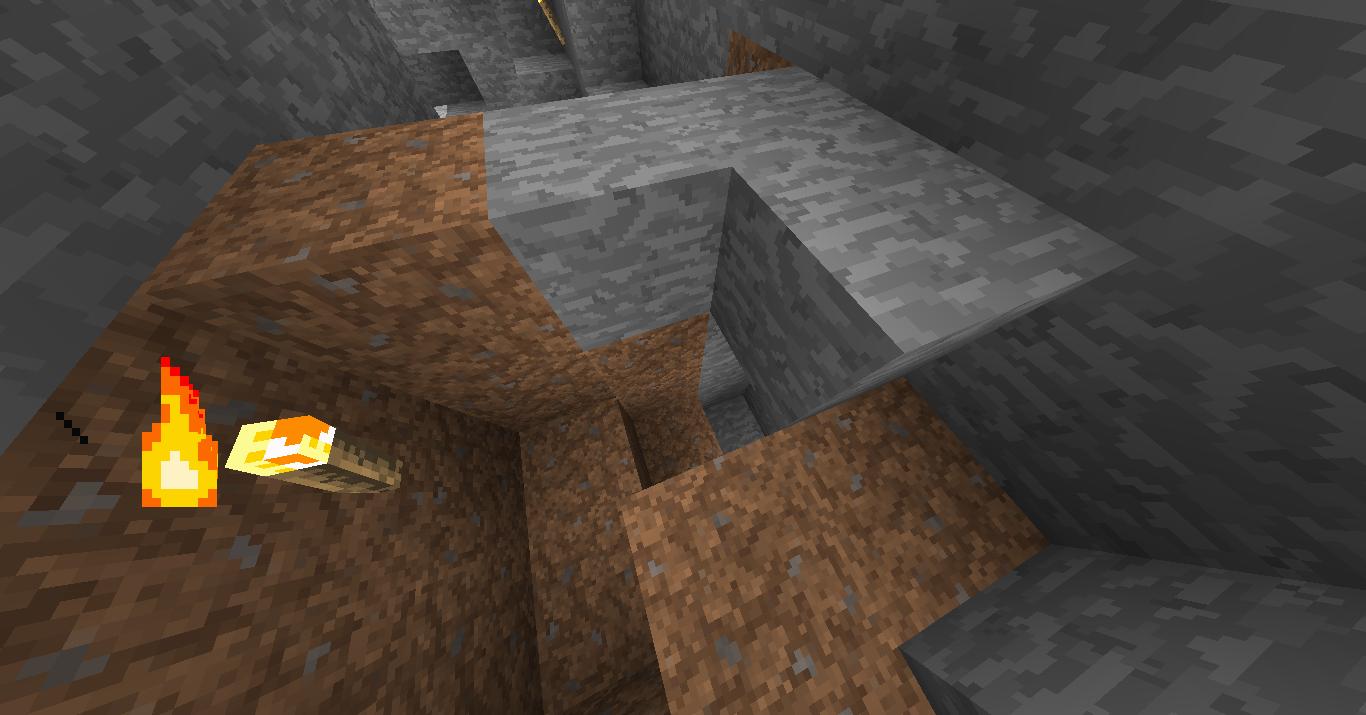 راه ورود به غار بزرگ