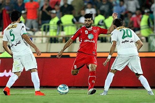 زمان ( تاریخ و ساعت ) بازی پرسپولیس و ذوب آهن هفته 14 لیگ برتر جام خلیج فارس