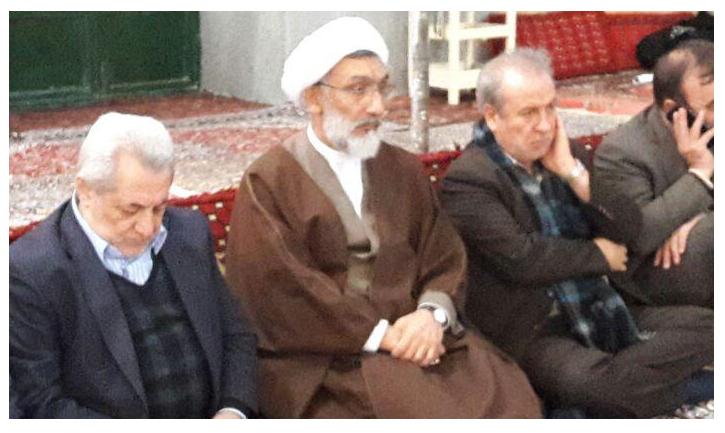 وزیر داد گستریحجت الاسلام  مصطفی پورمحمدی
