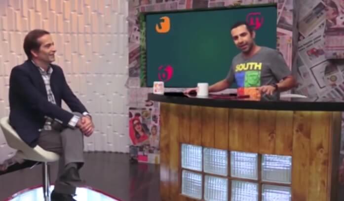 دانلود کلیپ مسخره کردن رامسین کبریتی در شبکه جم