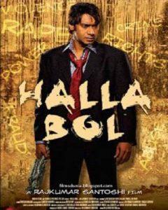 دانلود دوبله فارسی فیلم هندی فریاد کن Halla Bol 2008