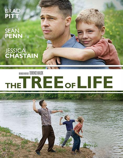 دانلود دوبله فارسی فیلم درخت زندگی The Tree of Life 2011
