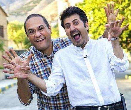 هومن حاجیعبداللهی و همسرش سلیمه قطبی | عکس و بیوگرافی