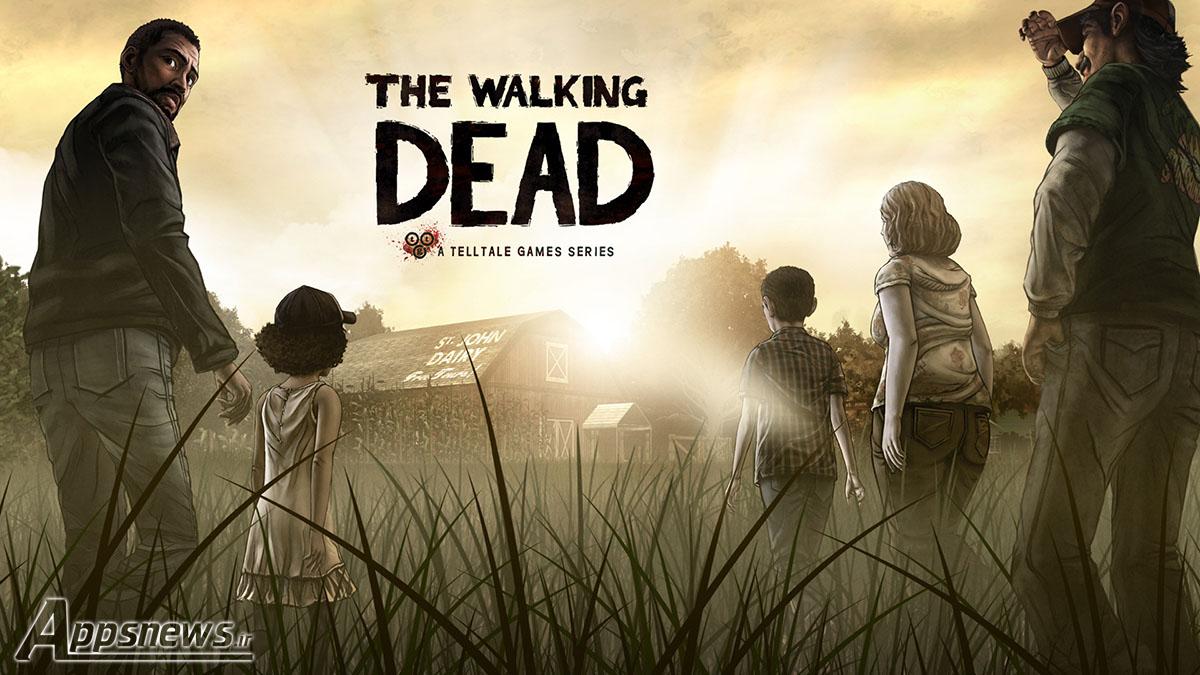 عدم انتشار فصل سوم بازی The Walking Dead برای کنسول های 360 Xbox و PS3