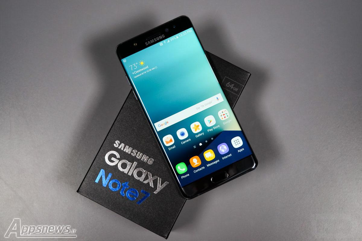 بالاخره دلیل انفجار 7 Galaxy Note مشخص شد!