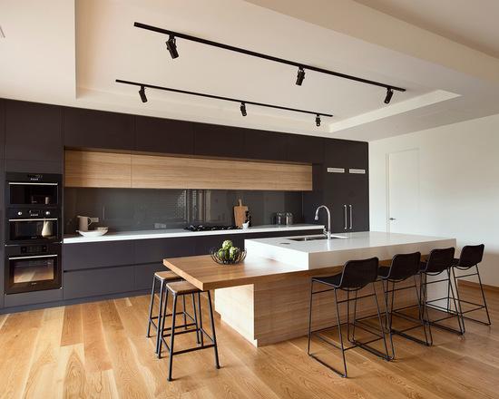 تنوع رنگ و سبک در آشپزخانه