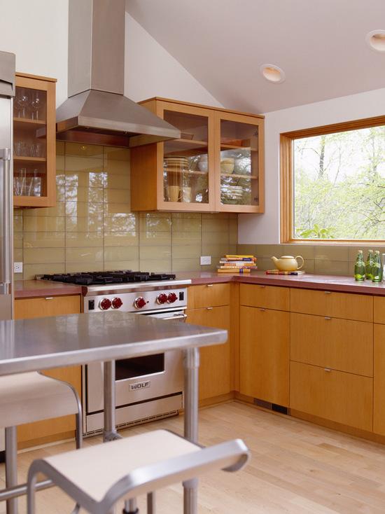 سبک و رنگ در آشپزخانه3