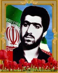 شهید عبد الحسین چالکش محمدی