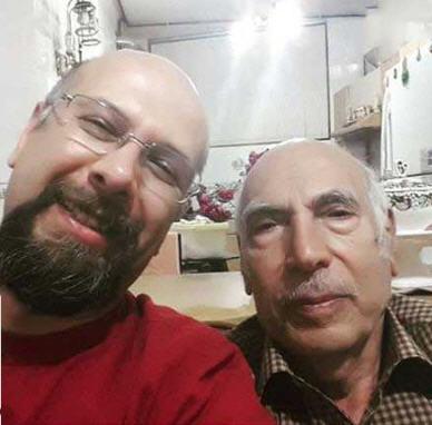محمد بحرانی | بیوگرافی محمد بحرانی همسرش مهناز خطیبی | عکس و ازدواج
