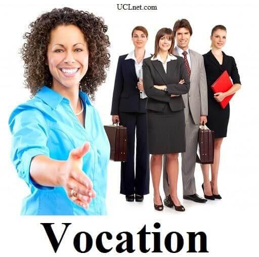 Vocation - آموزش لغات کتاب ۵٠۴ - English Vocabulary - کدینگ لغات ۵٠۴