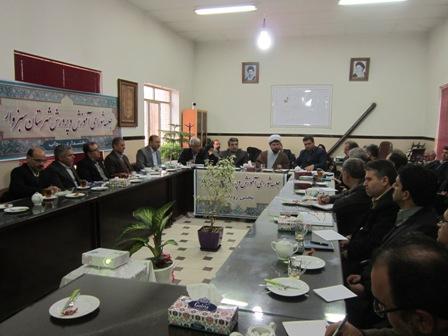 شورای آموزش و پرورش سبزوار در بخش روداب
