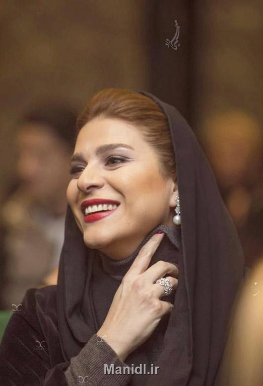 سحر دولتشاهی در اکران خصوصی فیلم وارونگی