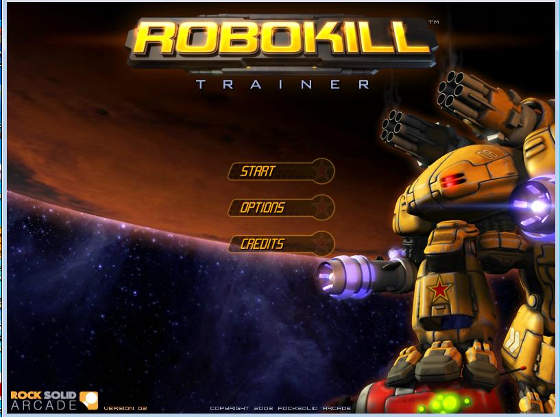 دانلود بازی Robokill1 برای کامپیوتر