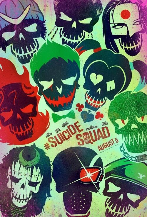 دانلود دوبله فارسی فیلم جوخه انتحار 2016 Suicide Squad