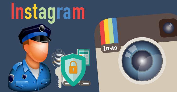 آموزش مربوط به امنیت اینستاگرام