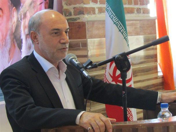 علی تعالی فرماندار همدان
