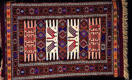 هشتمین دوره نمایشگاه فرش دستباف و عشایری