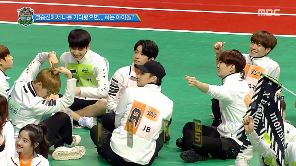 160915 Idol Star Athletics Championships