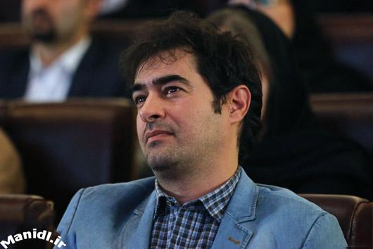 عکس شهاب حسینی در جشن شب چله چلچراغ