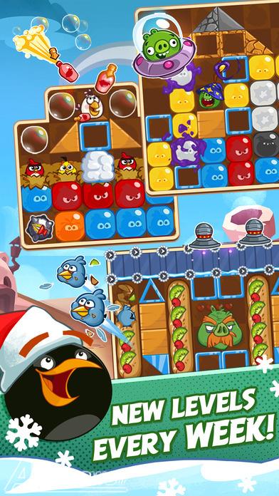 دانلود بازی Angry Birds Blast برای اندروید