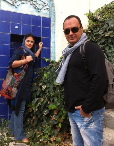 عکسهای احسان کرمی و همسر و پسرش نیکمهر+بیوگرافی
