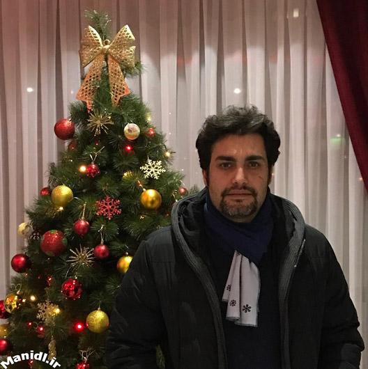 امیر محمد زند در کریسمس 2017