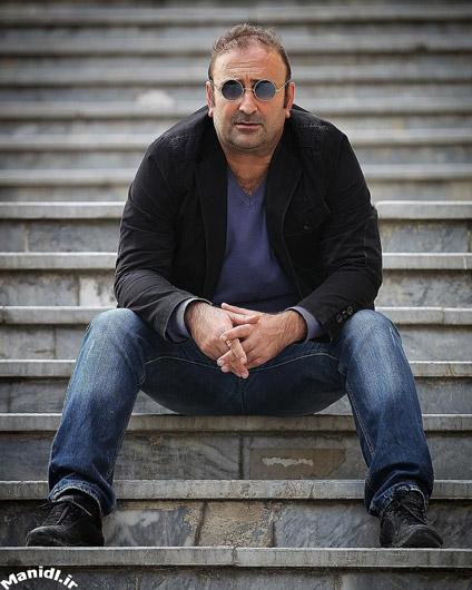 عکس جدید مهران احمدی