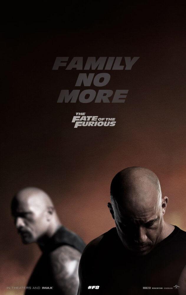 دانلود فیلم سرنوشت خشن 2017 The Fate of the Furious 8