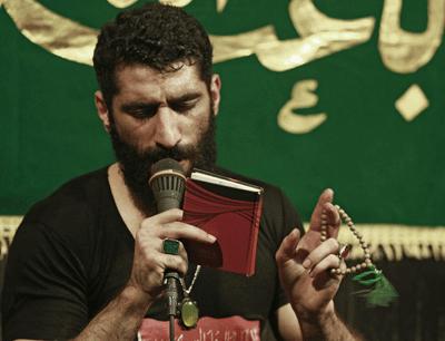 کربلایی مجید رضانژاد جلسه هفتگی 1395/9/21 - هیئت علمدار حسین (ع) بابل