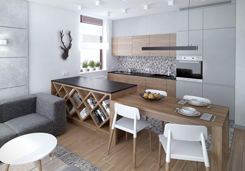 کابینت آشپزخانه کوچک1