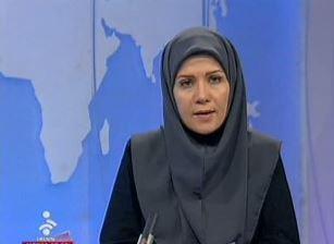 حاج حسینلو مجری قدیمی شبکه خبر