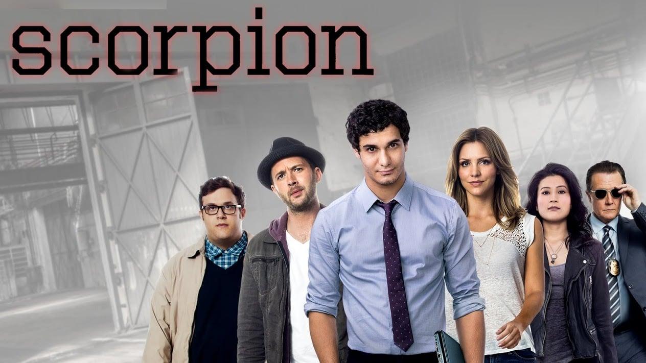 دانلود فصل 3 سریال اسکورپیون Scorpion