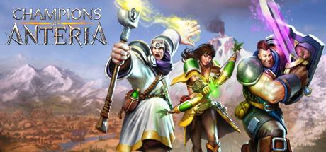 کرک سالم بازی Champions of Anteria