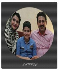 بیوگرافی و عکسهای خانوادگی حمیدرضا رنجبر