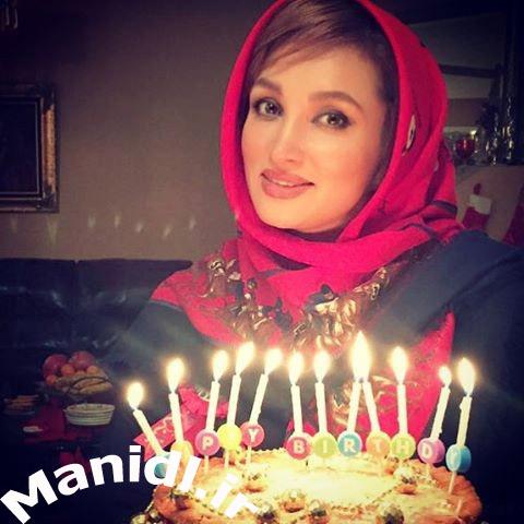 عکس جدید روناک یونسی در جشن تولدش
