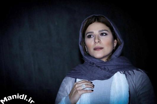 عکس سحر دولتشاهی در اکران مردمی وارونگی