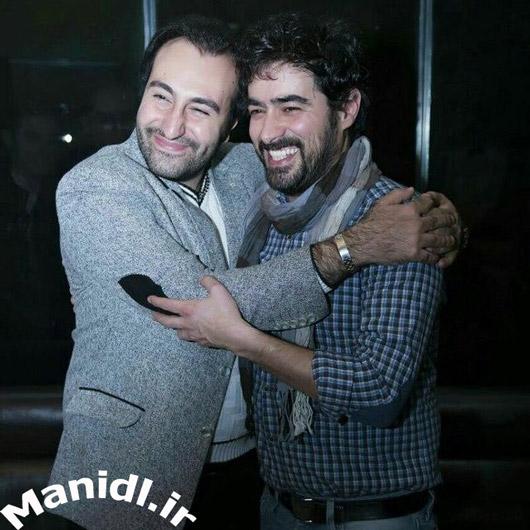عکس جدید شهاب حسینی
