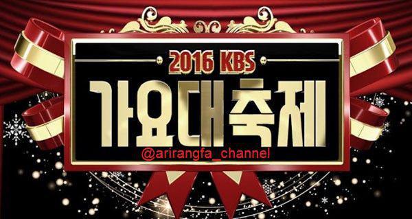 دانلود مراسم 2016 KBS Gayo Daechukje