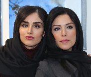 عکس جدید هانیه غلامی و مادرش لادن سلیمانی