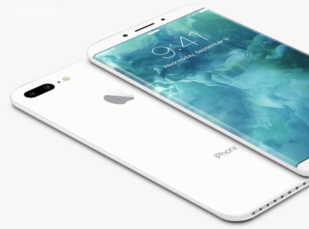 سامسونگ تنها تولید کننده پنل امولد 8 iPhone خواهد بود