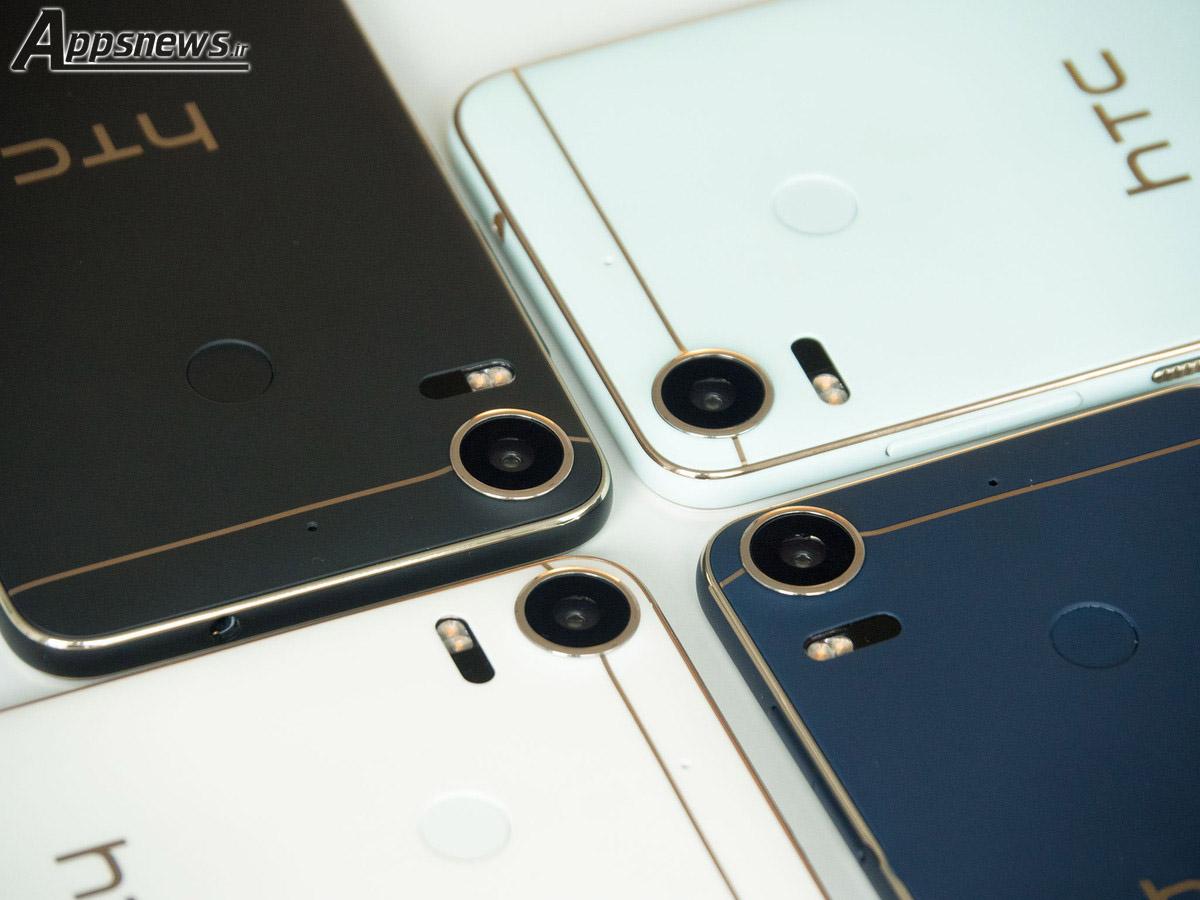 گوشی HTC Desire 10 Pro وارد بازار ایران شد