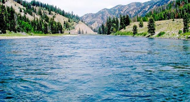 مرفولوژی رودخانه