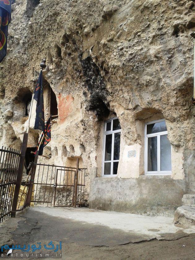 روستای تاریخی در سهند