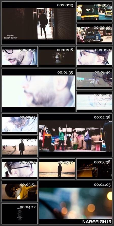 دانلود موزیک ویدیو پریزاد از بنیامین بهادری با کیفیت HD720P