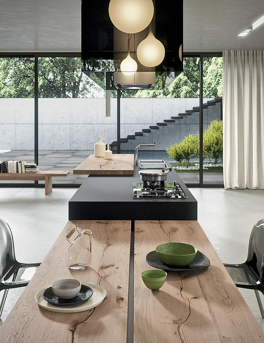 طراحی آشپزخانه مدرن5
